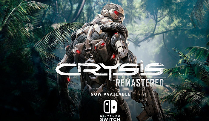 Обзор игры Crysis Remastered (Switch)