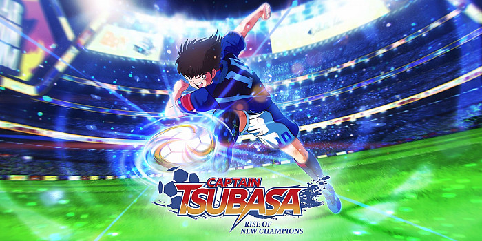 Обложка для игры Captain Tsubasa: Rise of New Champion
