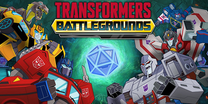 Обзор игры Transformers: Battlegrounds