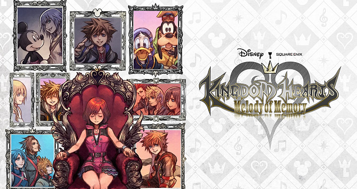 Обзор игры Kingdom Hearts: Melody of Memory