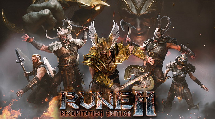Обзор игры Rune 2: Decapitation Edition