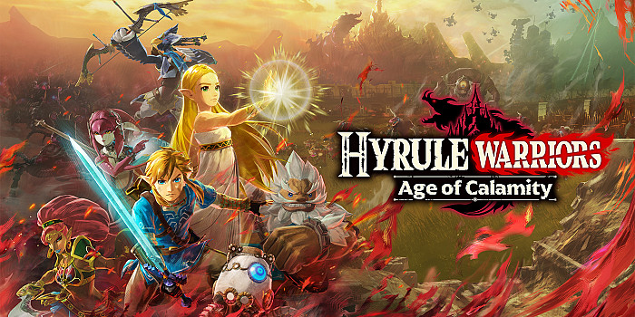 Обзор игры Hyrule Warriors: Age of Calamity