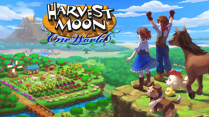 Обзор игры Harvest Moon: One World