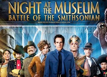 Обложка игры Night at the Museum: Battle of the Smithsonian