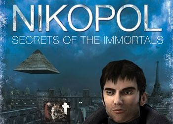 Обложка для игры Nikopol: Secrets of the Immortals
