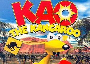 Обложка для игры KAO the Kangaroo 3: Mystery of Volcano