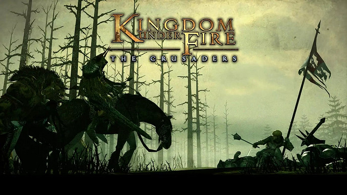 Обложка игры Kingdom Under Fire: The Crusaders
