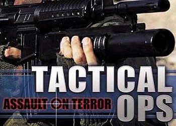 Обложка для игры Tactical Ops: Assault on Terror