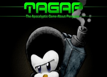 Обложка для игры TAGAP: The Apocalyptic Game About Penguins