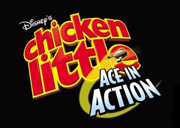 Обложка для игры Disney's Chicken Little: Ace in Action