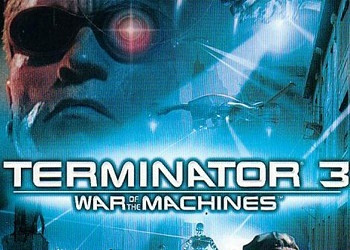Обложка для игры Terminator 3: War of the Machines