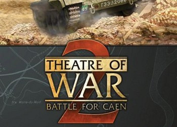 Обложка для игры Theatre of War 2: Battle for Caen
