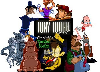 Обложка для игры Tony Tough and the Night of Roasted Moths