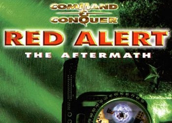 Обложка игры Command & Conquer: Red Alert - The Aftermath