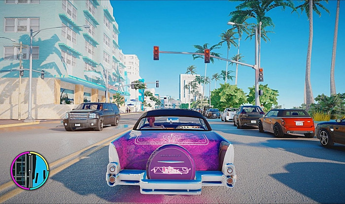 Моддер создает ремастер GTA: Vice City