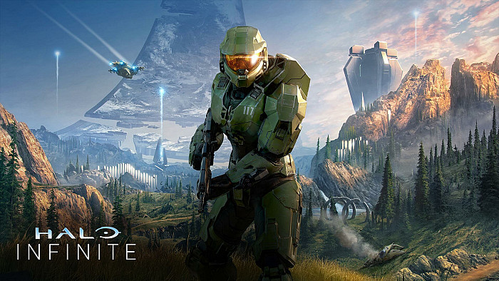 343 Industries покинул дизайнер Halo Infinite