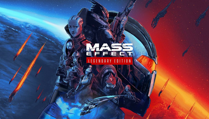 Вероятная дата релиза Mass Effect: Legendary Edition – 12 марта