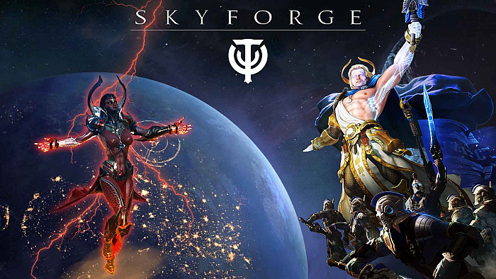 Skyforge вышла на Nintendo Switch