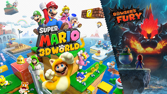 Состоялся релиз Super Mario 3D World + Bowser's Fury