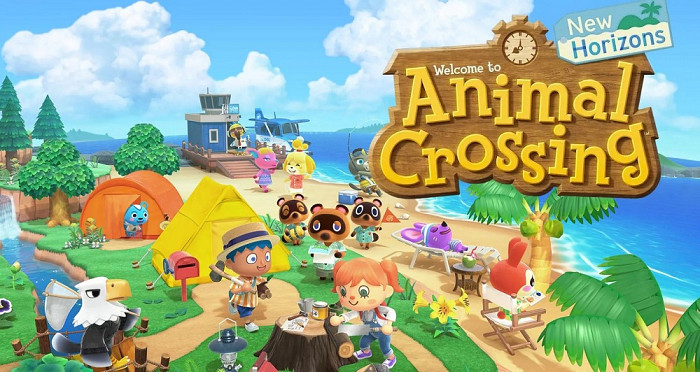 Animal Crossing: New Horizons уже доступна