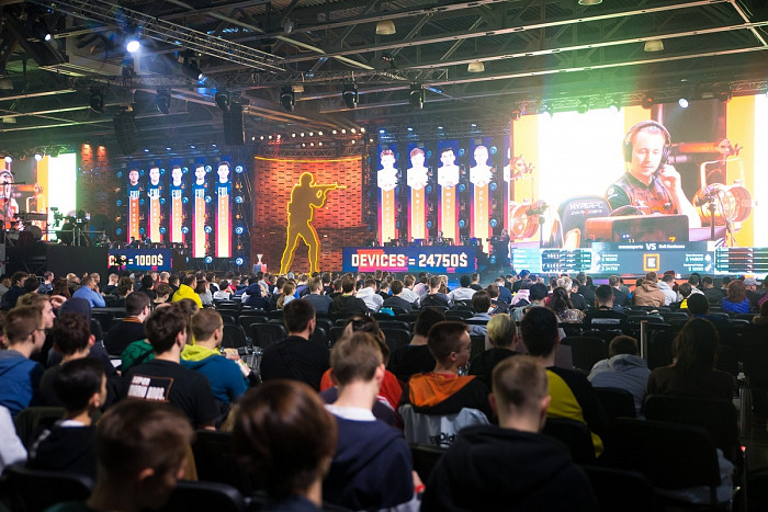 В Москве прошел турнир EPICENTER по Counter-Strike: Global Offensive