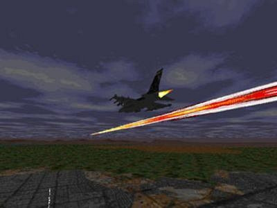 Скриншот из игры Back to Baghdad: The Ultimate Desert Storm Simulation
