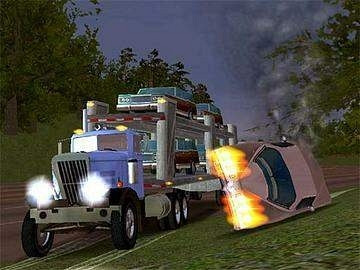 Скриншот из игры 18 Wheels of Steel: Across America