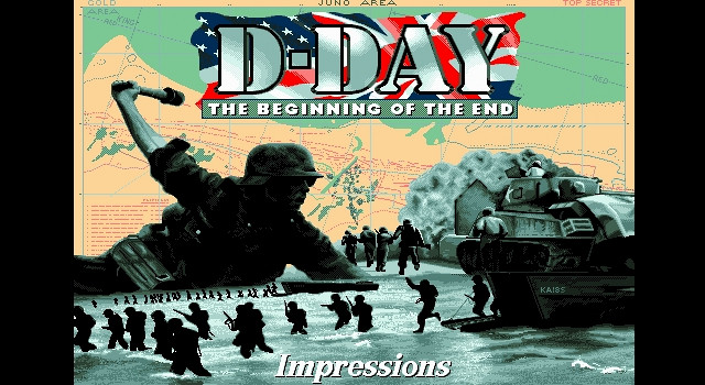 Скриншот из игры D-Day: The Beginning of the End