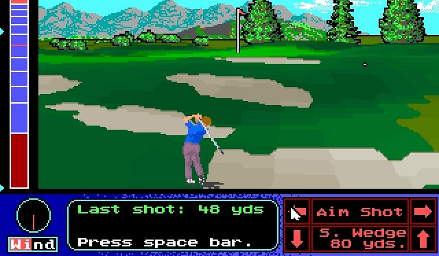 Обложка игры Jack Nicklaus Unlimited Golf
