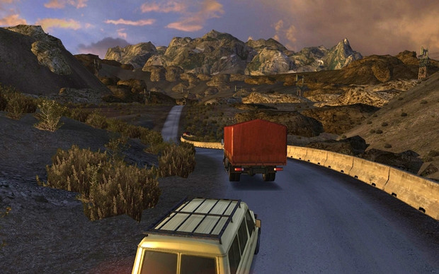 Скриншот из игры 18 Wheels of Steel: Extreme Trucker 2