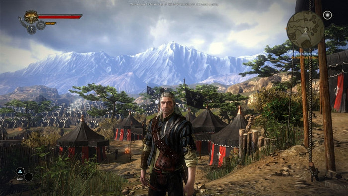 Скриншот из игры Witcher 2: Assassins of Kings, The