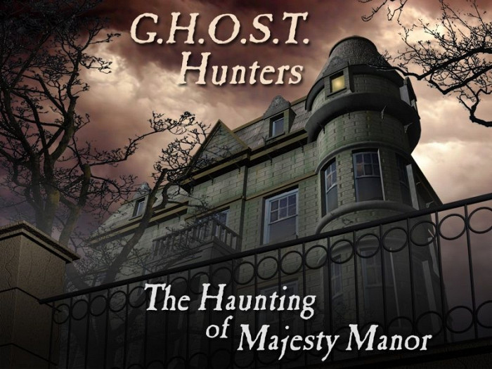 Скриншот из игры G.H.O.S.T. Hunters: The Haunting of Majesty Manor