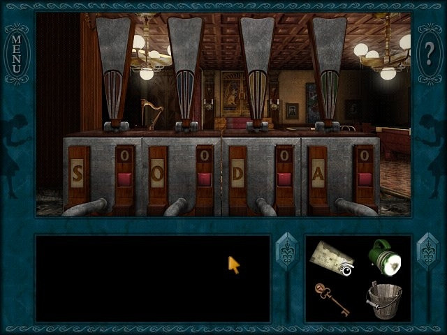 Скриншот из игры Nancy Drew: Ghost Dogs of Moon Lake