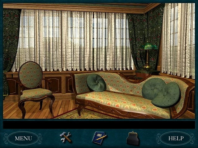 Скриншот из игры Nancy Drew: Secret of the Old Clock