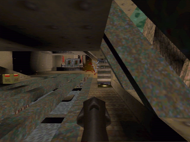 Скриншот из игры Quake Mission Pack 1: Scourge of Armagon