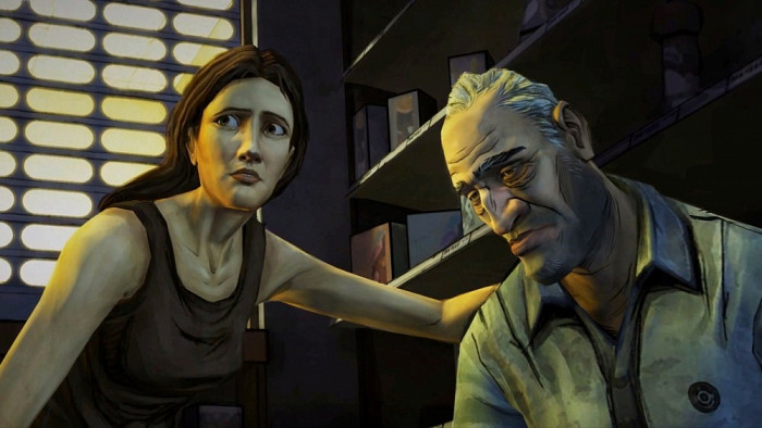 Скриншот из игры Walking Dead: Episode 1 - A New Day, The