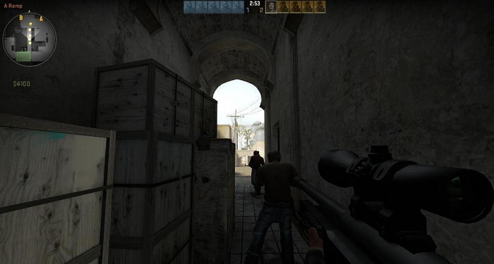 Скриншот из игры Counter-Strike: Global Offensive