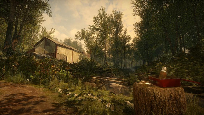 Скриншот из игры Everybody's Gone to the Rapture
