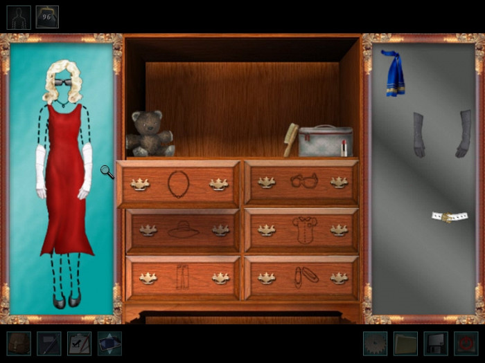 Скриншот из игры Nancy Drew: Phantom of Venice, The