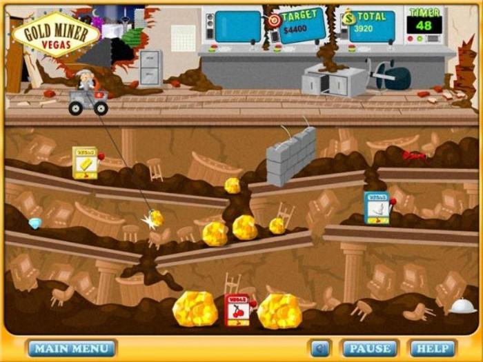 gold mining games - 700×525