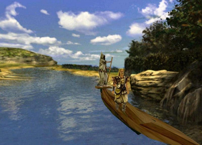 Скриншот из игры Odyssey: The Search for Ulysses, The