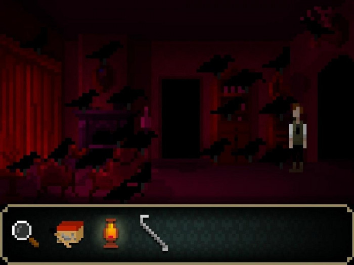 Скриншот из игры Last Door: Chapter 1 - The Letter, The