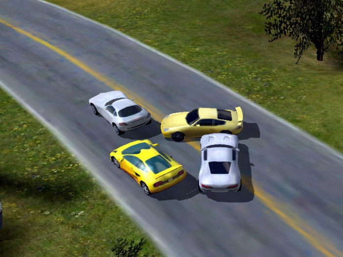 Обложка игры Race Cars: The Extreme Rally