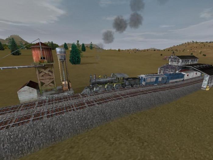 Railroad Tycoon 3 Карты | Somi
