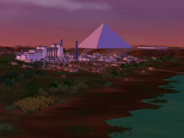 Скриншот из игры Immortal Cities: Children of the Nile