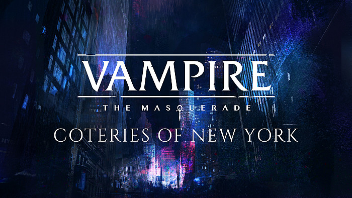 Скриншот из игры Vampire: The Masquerade - Coteries of New York
