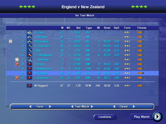 Cricket international 2010 Librez les tlchargements Tlchargement gratuit cricket captain - cricket captain
