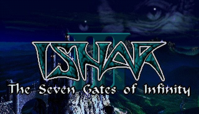 Скриншот из игры Ishar 3: The Seven Gates of Infinity