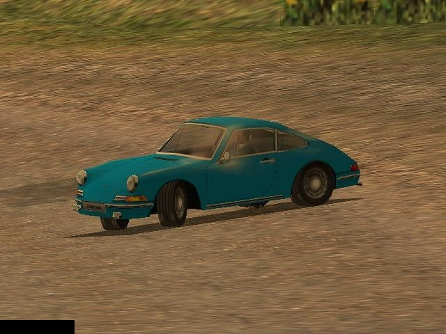 Скриншот из игры Need For Speed: Porsche Unleashed