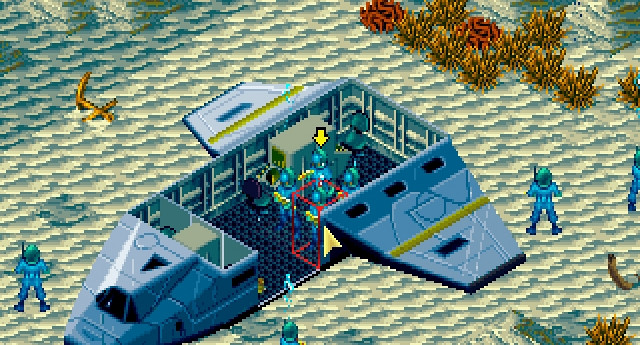 Обложка игры X-COM: Terror from the Deep